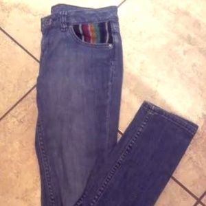 Volcom Liberated Jeans Straight Skinny Leg